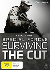 Special Forces - Surviving The Cut : Season 1 (DVD, 2012, 2-Disc Set) Region 4