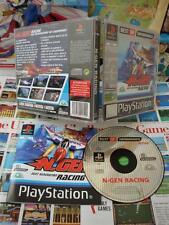 Playstation PS1:N-Gen Racing [TOP INFOGRAMES] COMPLET - Fr