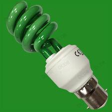 Bombillas de interior de color principal verde zona de trabajo
