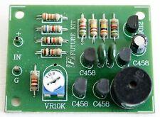 Low Battery Alarm Car 12Vdc Project Kit Diy [ Unassembled kit ]