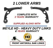 FOR FIAT STILO FRONT LOWER BOTTOM SUSPENSION WISHBONE ARM ARMS HEAVY DUTY LINKS