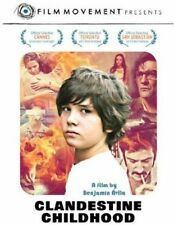 Clandestine Childhood (DVD, 2013)