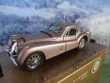 1/43 Brumm (Italy)  Jaguar 3,5 Litri 1948 #106