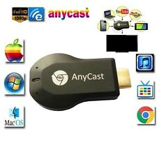 SEC 1080P Anycast WiFi Display Receiver AV Dongle DLNA Airplay Miracast HDMI