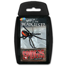 Top Trumps Spiders NEW