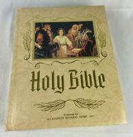 Holy Bible Hardcover Edition 1988 Heirloom Bible Publishers