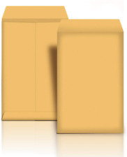 Self Safe Envelope Manilla Stick Mailing Business 10x13 Security 100 Pack Peel