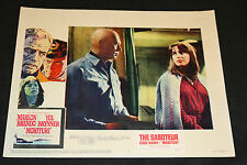 1965 The Saboteur Lobby Card 65/242 #2 Marlon Brando (C-8)