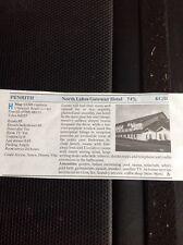 M2-2 Ephemera 1989  Small Article Review Penrith North Lakes Gateway Hotel