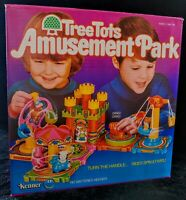 Vintage Kenner Tree Tots Family Tree House  Amusement Park COMPLETE New in Box!!