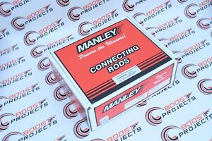 MANLEY H-Beam Connecting Rods Set of 6 For Toyota Supra MK4 2JZ 2JZ-GE 2JZ-GTE