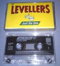 THE LEVELLERS JUST THE ONE cassette tape single