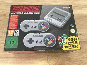 Console Nintendo Super NES