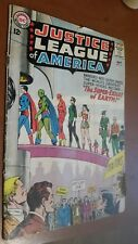 Justice League of America #19#22#106#108 bagged and boarded Lot