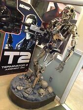 Life Size Terminator T-800 First Edition Full Size Statue