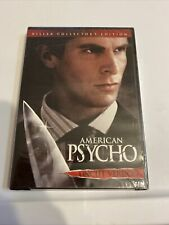 American Psycho (DVD, Uncut Version, 2005) Christian Bale New Sealed SHIPS FREE