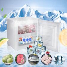 7-Grade Mini Fridge Adjustable Temperature Freezer 1.1 Cu Ft Reversible Door New
