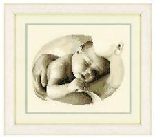 Vervaco-Kit Punto Croce-AMORE MATERNO-Nuovo Bambino-PN-0150185