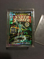 1992 Comic Image - Silver Surfer - Complete Prism Set - 72 Cards W/ Case