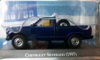 CHEVROLET SILVERADO DLX 80/90's Unforgettable Cars 1:43 Diecast SALVAT ARGENTINA