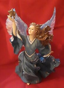 Boyds Charming Angels Collection Aurora Guardian of Dreams #5098 2th Edition