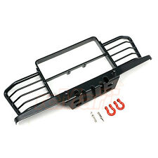 Xtra Speed Metal Front Bumper w/Winch Shackles Type C RC4WD D90 D110 #XS-59673