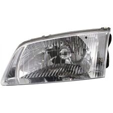 For Mazda 626 00-02, Driver Side Headlight, Clear Lens