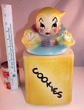 Vintage USA Jack in the Box Cookie Jar