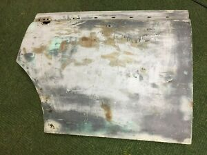 Jaguar 3.8S 3.4S, 420 Right Rear Door Shell Assembly # 1 In storage 30-40 Years