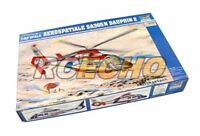 TRUMPETER Helicopter Model 1/48 Aerospatiale SA365N Dauphin 2 Hobby 02816 P2816