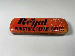 Vintage 1960s REGAL Tire Puncture Repair Outifit