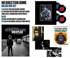 No Direction Home Bob Dylan DVD 2016 Martin Scorsese Mar 0602557072266