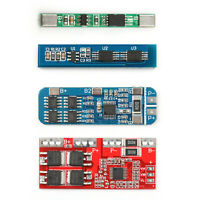 1/2/3/4S Li-ion Battery 18650 Charger High Current Protection Board Module USA