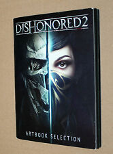 Dishonored 2 Artbook Selection rare Promo