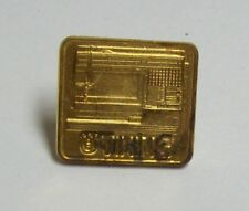 Gold over STERLING Pin - VIKING Sewing Machine