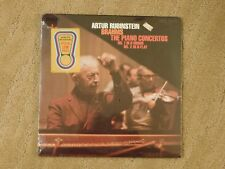 Rubinstein Brahms Piano Concertos No.1 and 2- 2-LP set-RED SEAL-SEALED-1971 pres