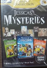 Triple Play Collection: Jessica's Mysteries (PC: Windows) *NEW & SEALED*