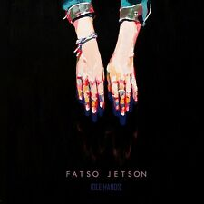 FATSO JETSON - IDLE HANDS   CD NEU