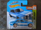HOT WHEELS 1/64 70' FORD ESCORT RS1600 FAST AND FURIOUS PAUL WALKER