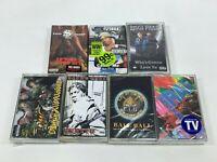 Lot of 7 Cassette Tapes Rap Hip Hop 90's Too Short Lil Zane 112 Strik 9ine [NEW]