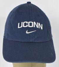 Navy Blue University Connecticut Embroidered Baseball Hat Cap Adjustable  Strap 718ebcf2da67