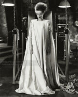 Vintage 1935 'Bride of Frankenstein' Movie Publicity Photo - Elsa Lanchester