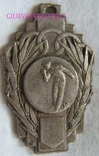 BG6300 - MEDAILLETTE ASC BNP  JEU DE BOULES 1988