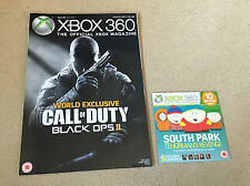 Official Xbox 360 Magazine Issue 86- June 2012- Black Ops 2 Cover- With Demo