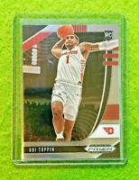 OBI TOPPIN PRIZM ROOKIE CARD JERSEY #1 DAYTON RC NEW YORK KNICKS - 2020 Prizm DP