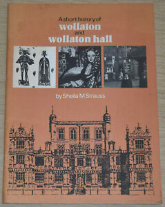 WOLLATON HALL NOTTINGHAM - Local Area Country House History Willoughby Family