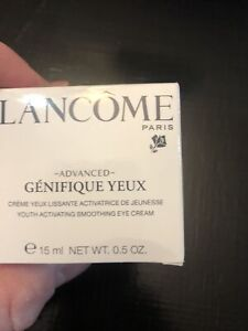 Lancome Advanced Genifique Yeux Youth Activating Smoothing Eye Cream 15g/0.5oz
