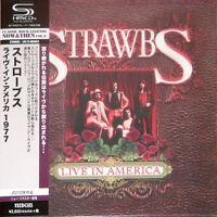 STRAWBS-LIVE IN AMERICA-JAPAN SHM-CD F83