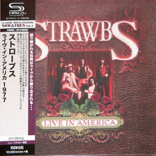 STRAWBS-LIVE IN AMERICA-JAPAN SHM-CD F83
