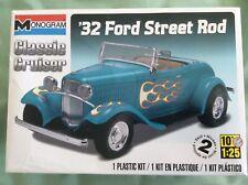 Revell Monogram 1932 Ford Roadster Deuce Sealed Bags Model kit 1/25 1:25